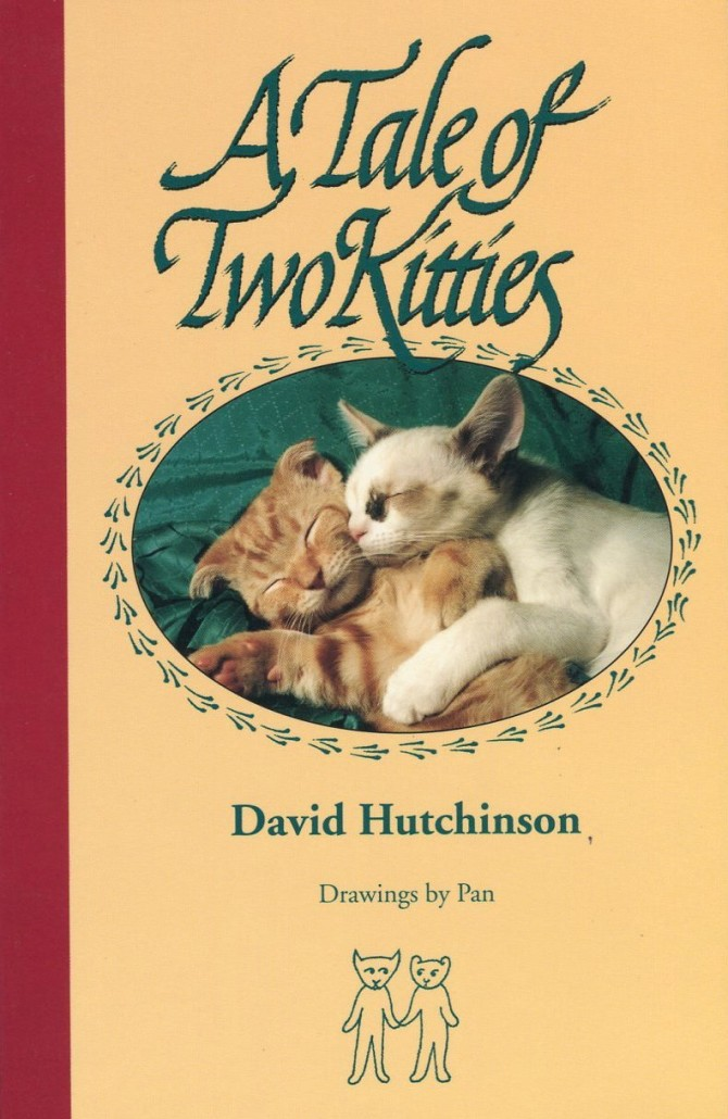 Book Cover: A Tale of Two Kitties