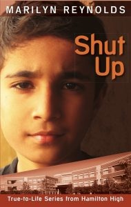 Book Cover: Shut Up