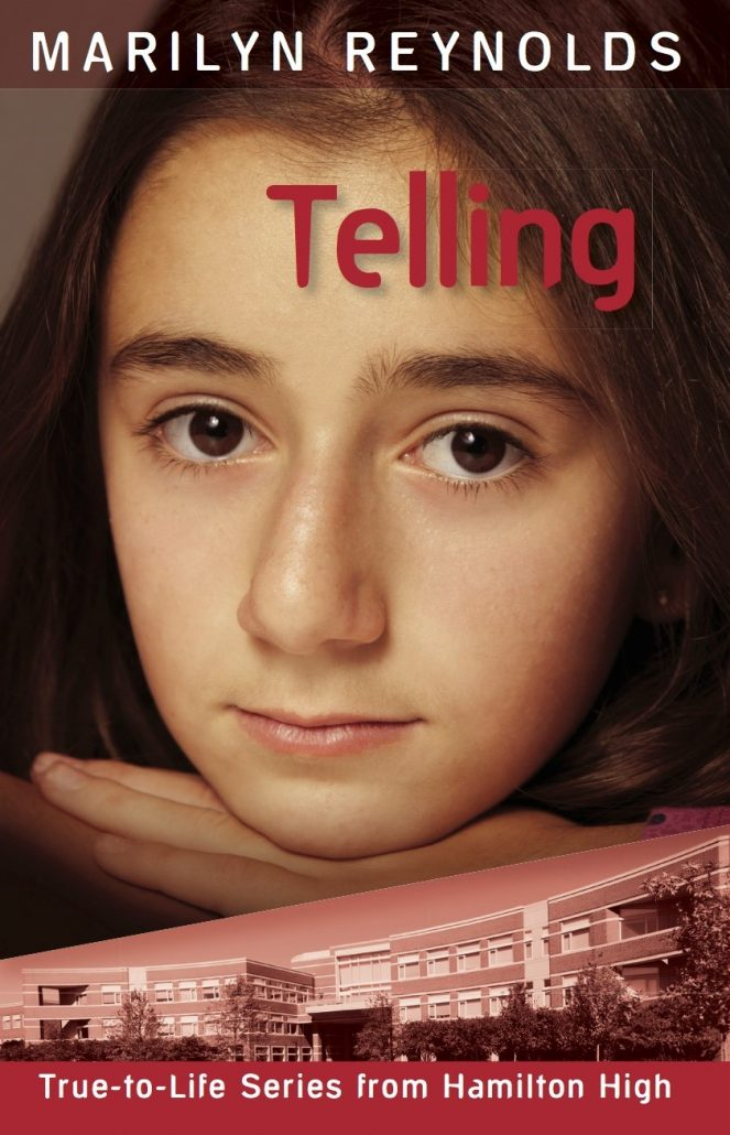 Book Cover: Telling